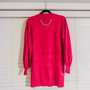 Forever 21 Mock Neck Sweater Dress, SOLD OUT